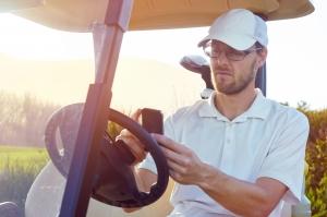 golfing app