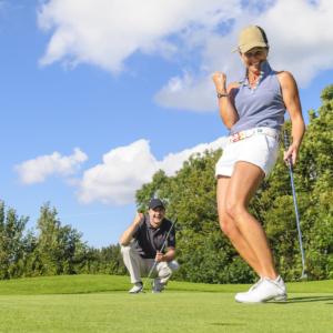 Mid-Season Golf Slump