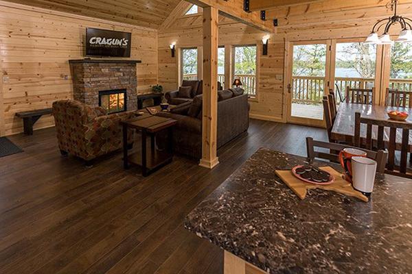 Bayview Villas at Craguns Resort