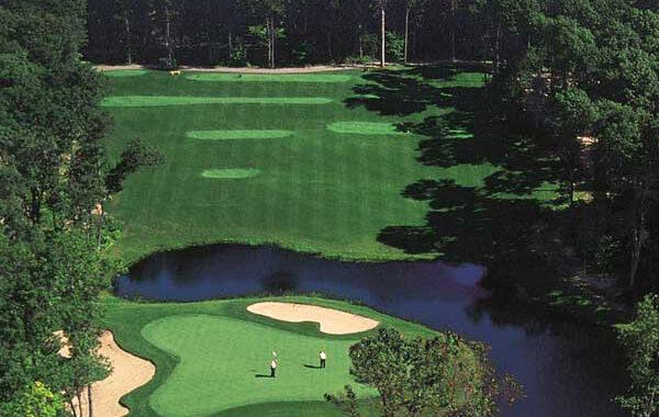 Craguns Legacy Golf Bobbys